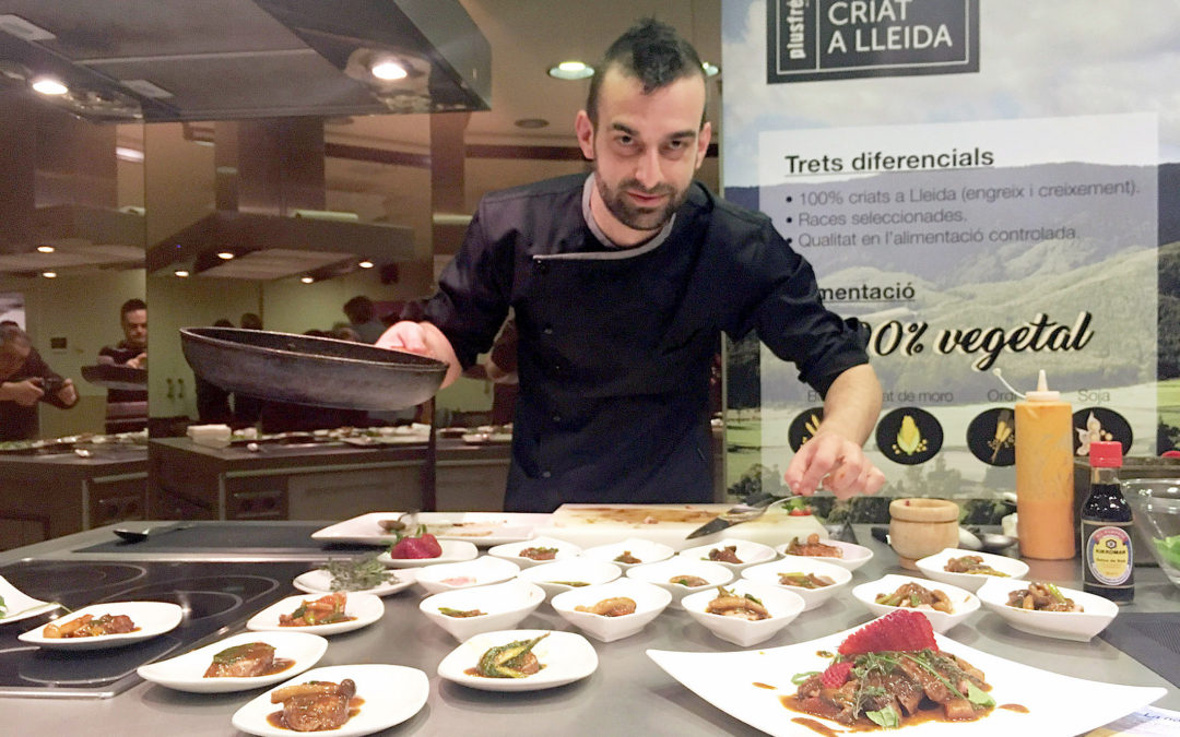 Presenten un porc més natural i gastronòmic, 100% Criat a Lleida