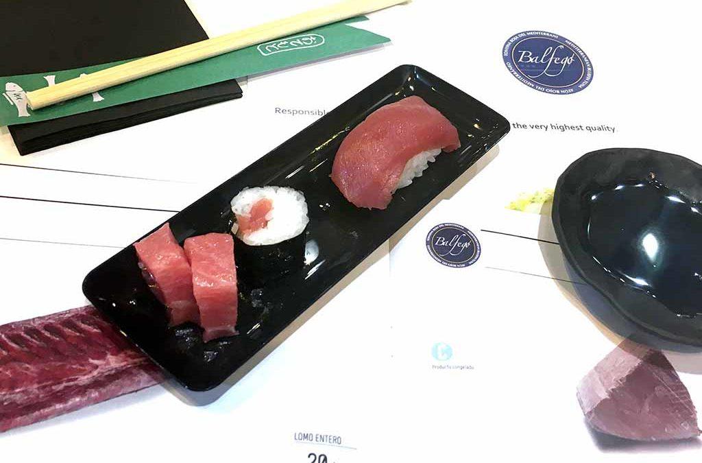 Balfegó presenta la seva tonyina al Saló de Gurmets de Madrid