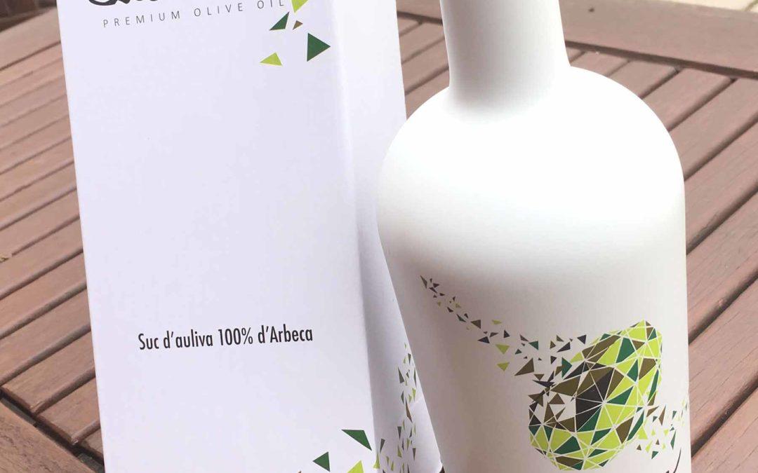 Dauliba, l'oli prèmium d'olives arbequines premsades sense pinyol