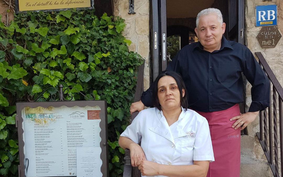 El Celler de l'Arnau de Montsonís recupera cassoles de la Noguera