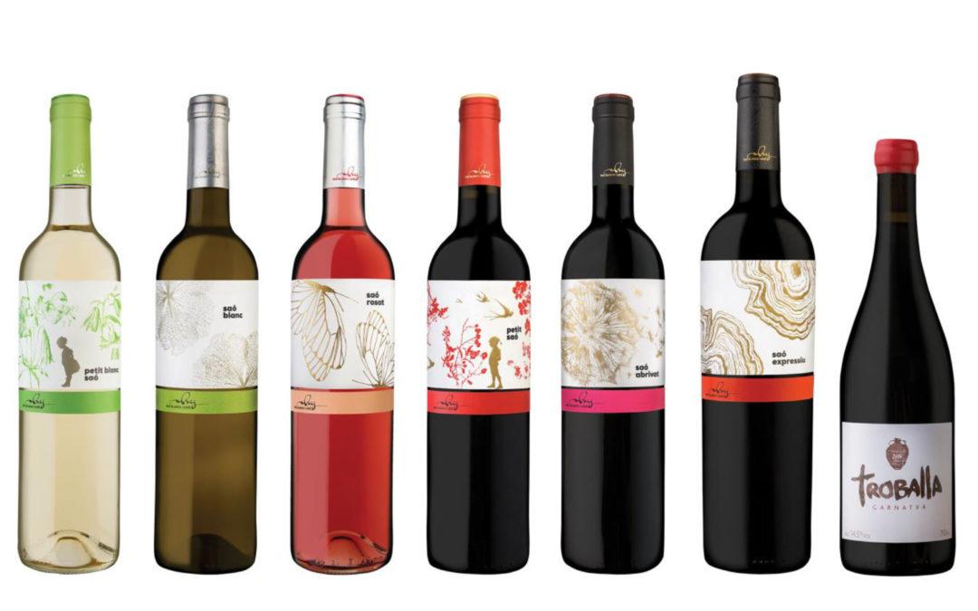 El concurs Akatavino premia set vins del celler Mas Blanch i Jové