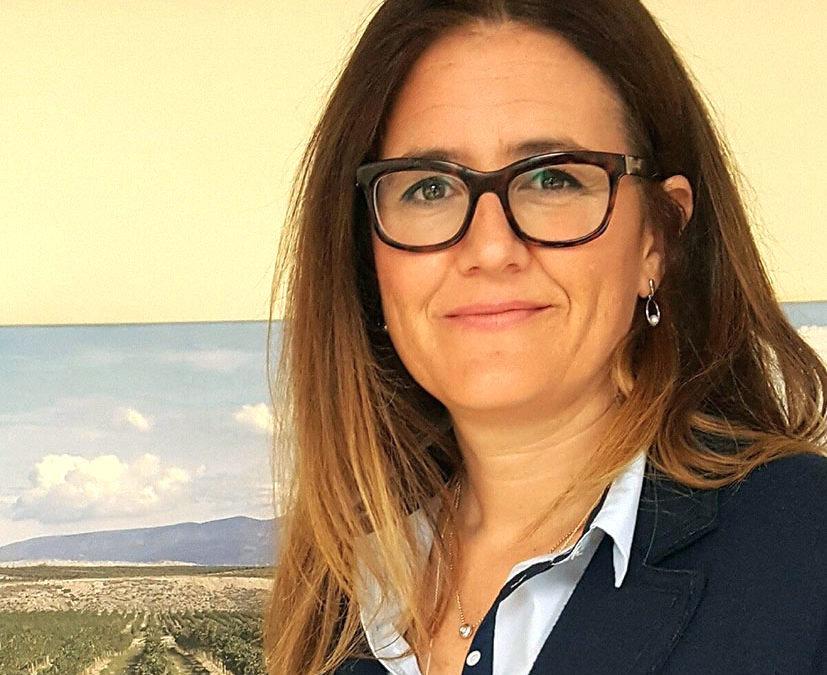 Raquel Latre Latorre, nova presidenta de la veïna DO Somontano