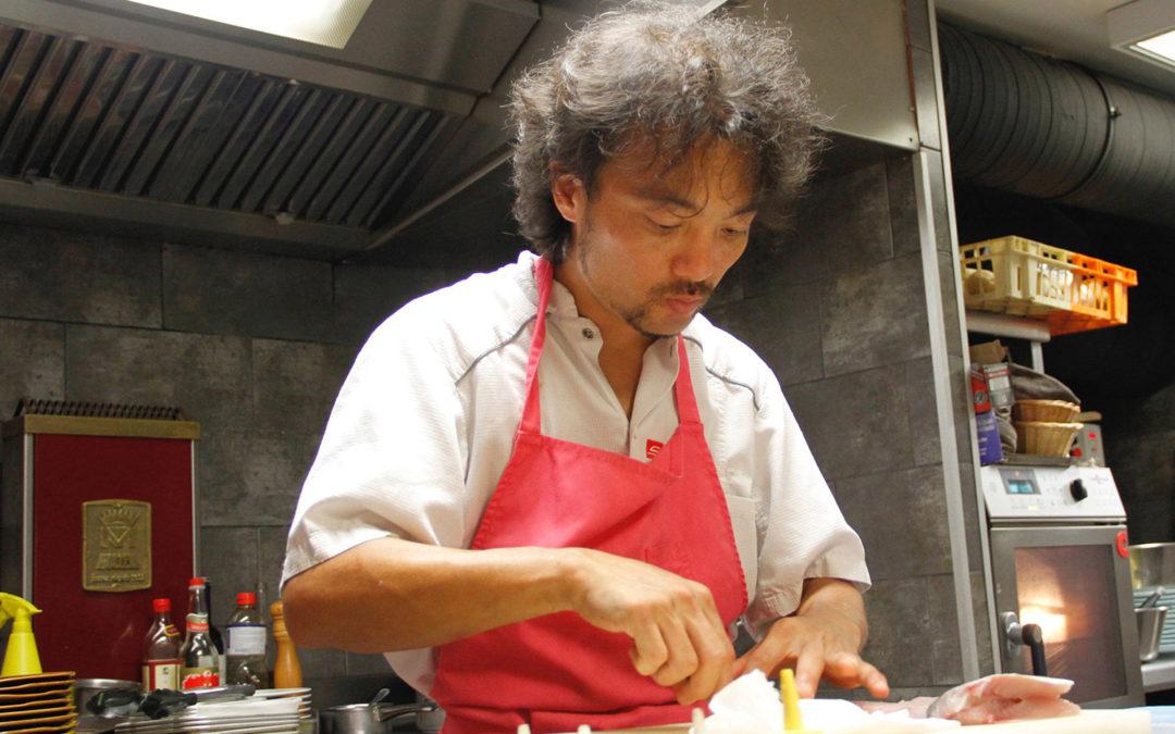 Masashi Iijima, cuina francesa amb un toc asiàtic molt personal