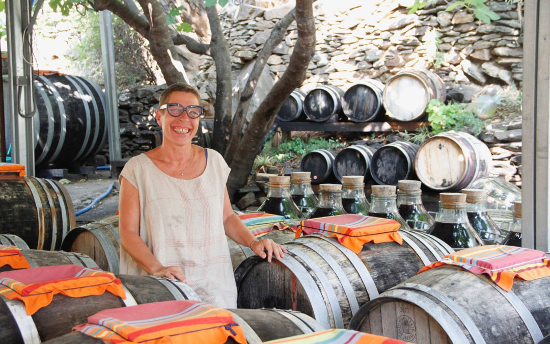 La Guinelle, the art of good handmade vinegar with Banyuls wines
