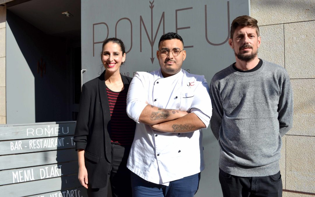 Romeu, atmosphere and cuisine to enjoy your eating on Cavallers street