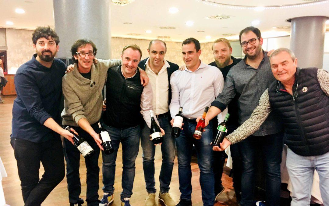(Català) Innovació i tradició, al Tast de Vinicia 2017 dedicat als joves elaboradors
