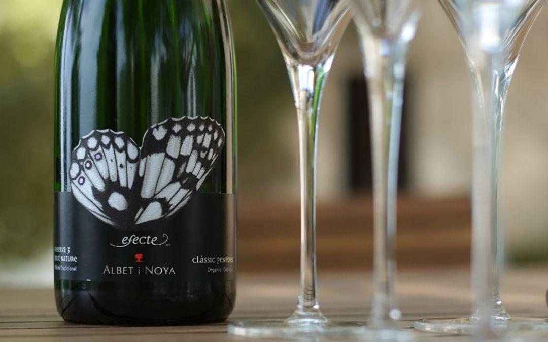 Albet i Noya, 'efecte papallona' dels vins ecològics al Penedès
