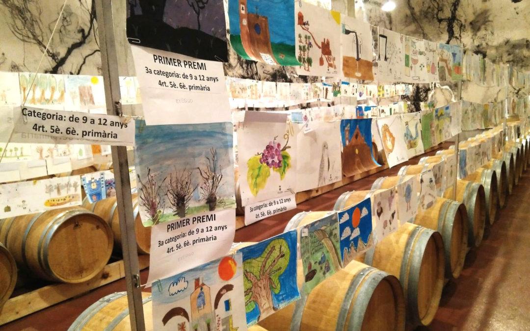 500 dibuixos infantils, al concurs nadalenc de Mas Blanch i Jové