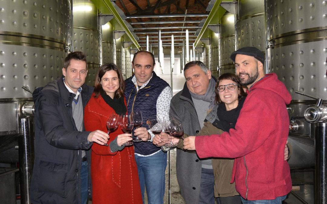 Garnatxa, Ull de llebre i Cabernet Sauvignon, al nou vi 'Gra de Sorra'