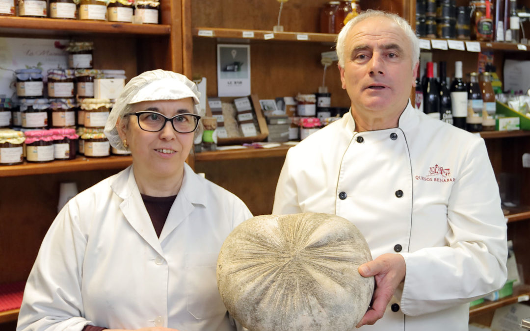 (Català) Quesos Benabarre, formatges de pastor i cabrit de la Ribagorça