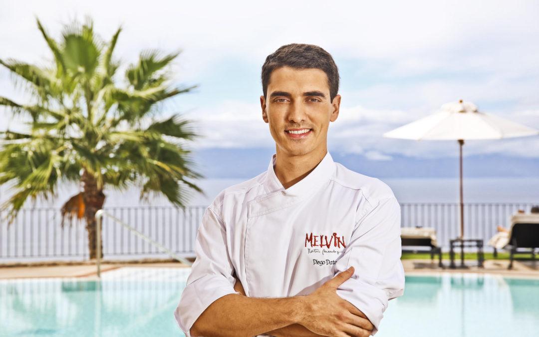 Diego Dato, cap de cuina del nou Melvin de Berasategui a Tenerife