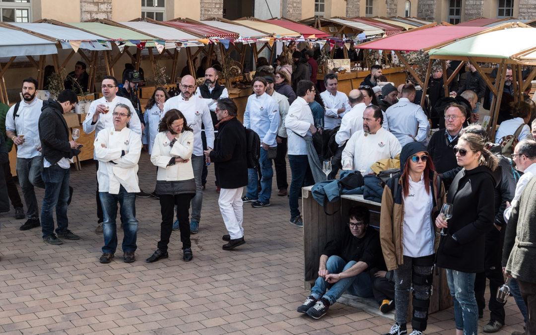 """Slow Food reconeix a Cervera 8 restaurants lleidatans com """"km 0"""""""