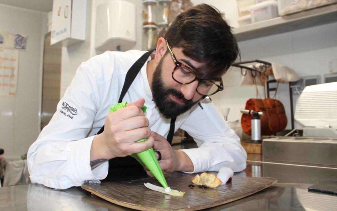 Gabriel Jové Campillo, tradició i cuina d'autor a Cal Xirricló