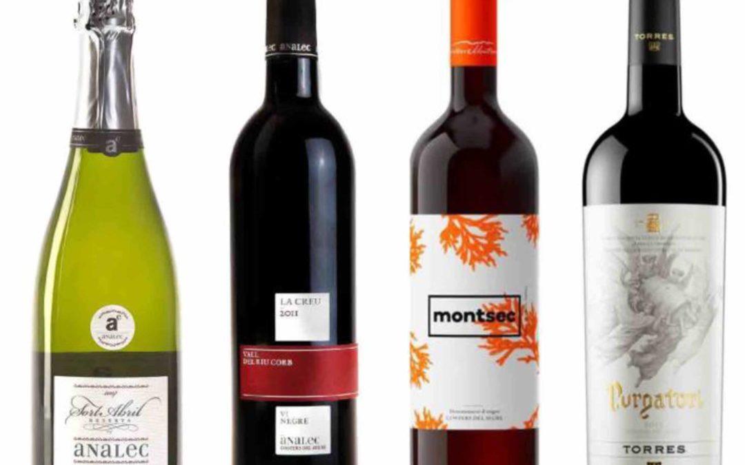 El Girovi'18 premia quatre vins de la DO Costers del Segre