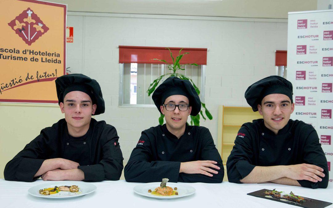 Julen Martínez guanya el III Concurs de Cuina de la Truita