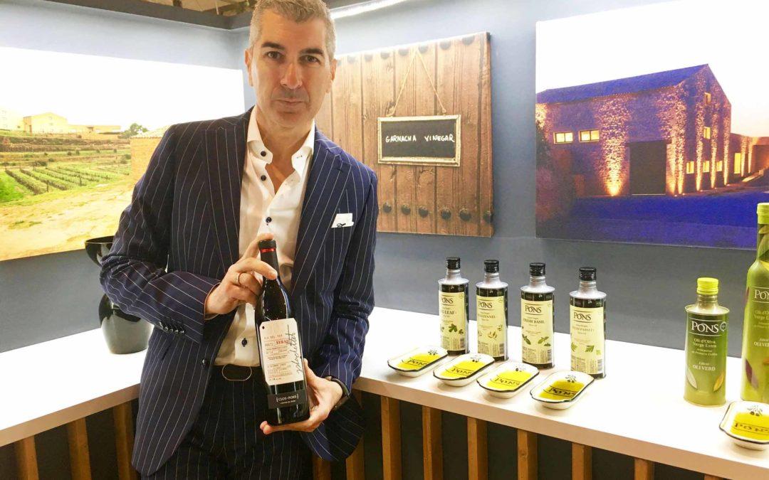 (Català) Grup Pons presenta els Vins de Col·lecció i els nous olis culinaris