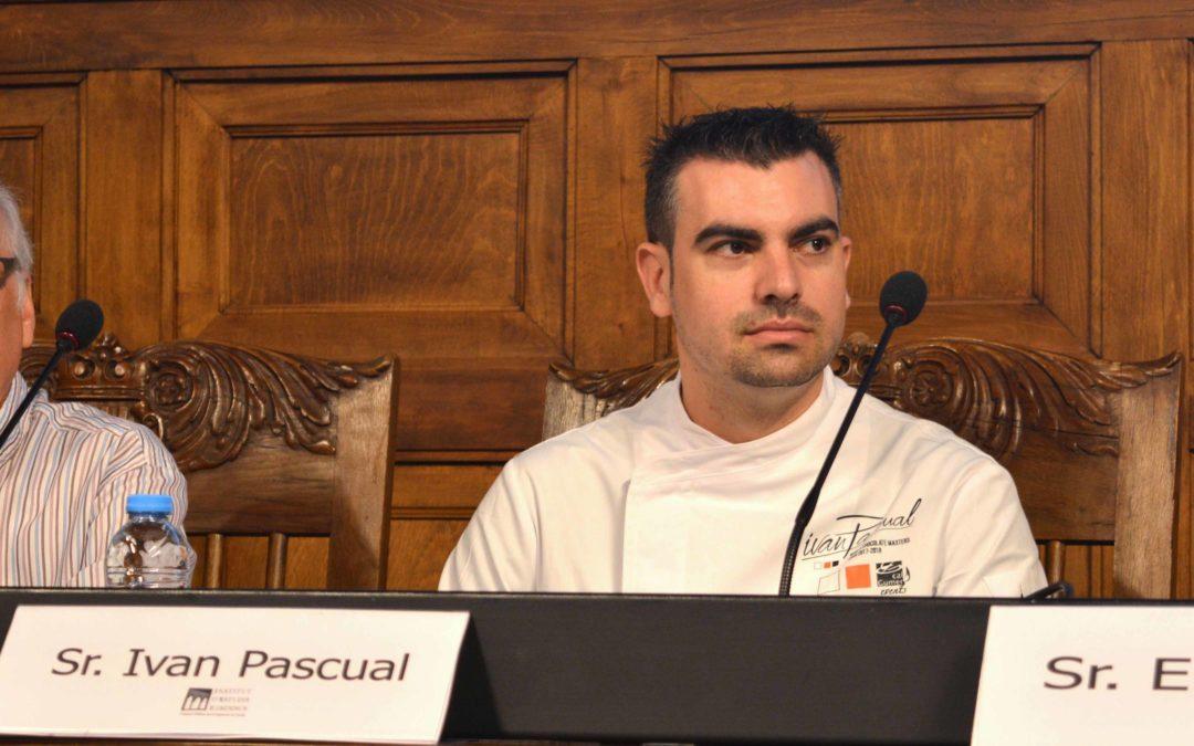 Pascual porta mel, oli i fruita de Lleida a la final de París