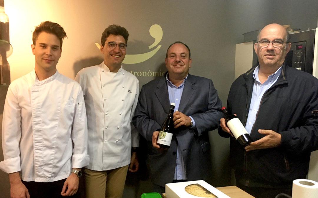 Taller de cuina a quatre mans de Lluís Bonillo i Roger Agustí