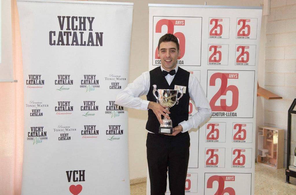 (Català) Guardia guanya el Ciutat de Lleida de cocteleria