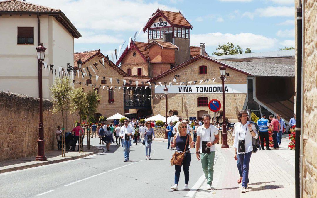 3.500 amants del vi, a la III Cata del Barrio de la Estación de Haro