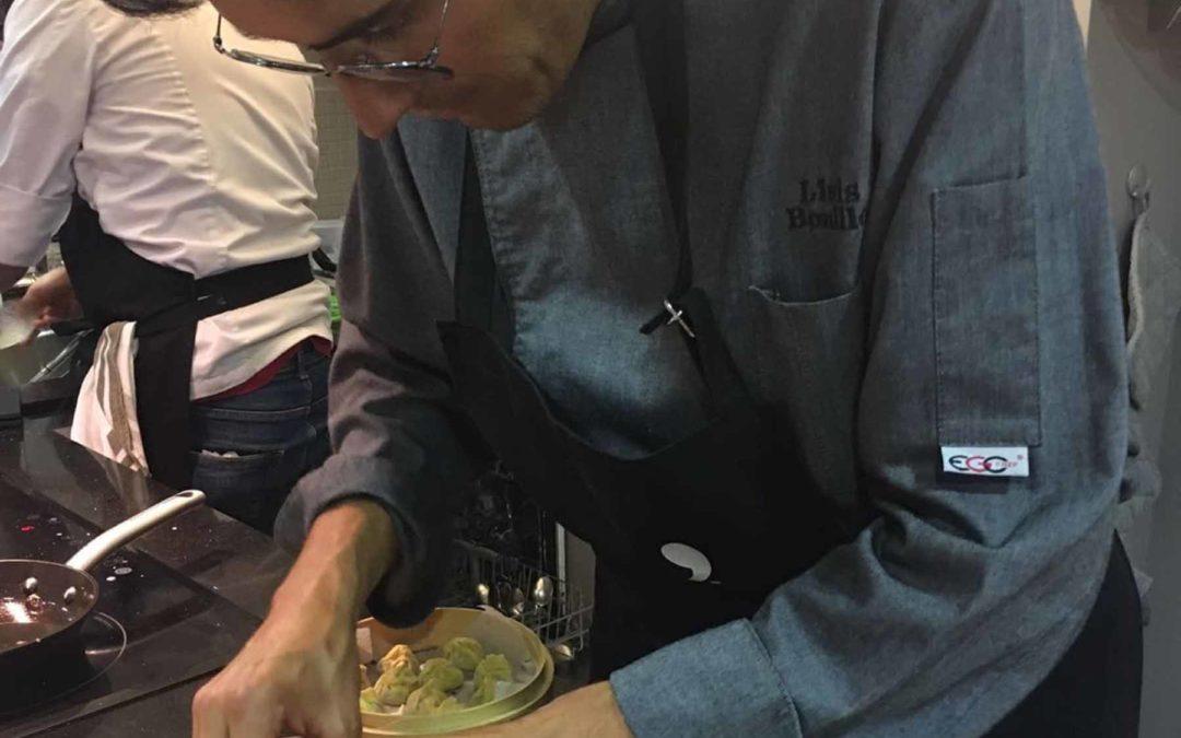 Gabriel Jové, a L'Aula Gastronòmica