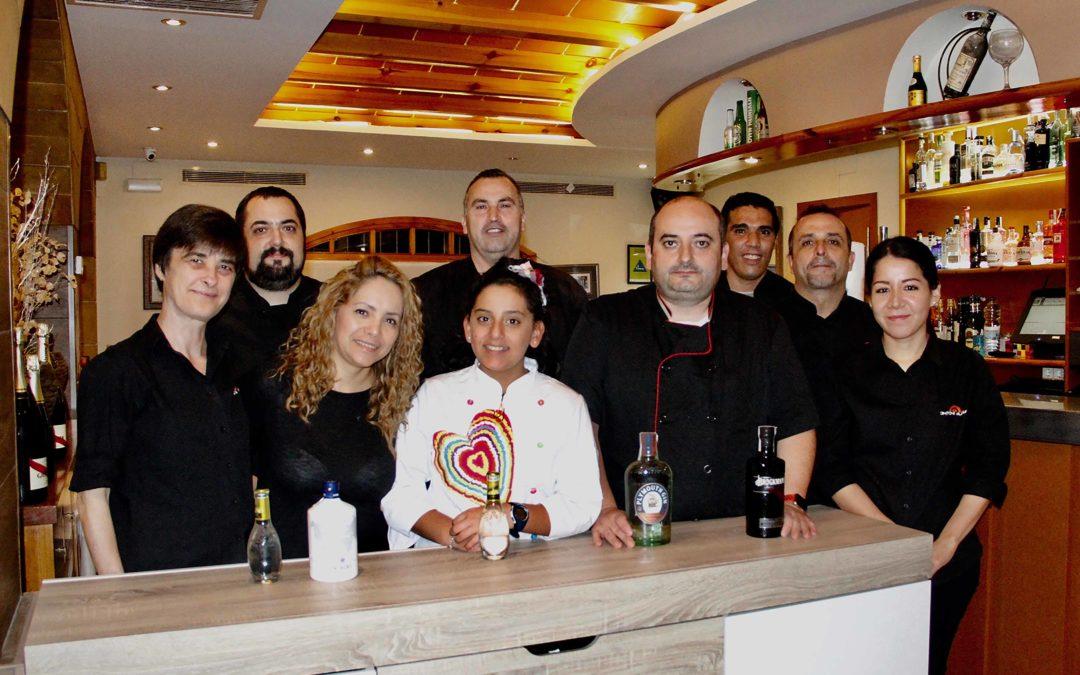 Antoni Rubies inaugura la 5a edició dels sopars de maridatge amb gintònics