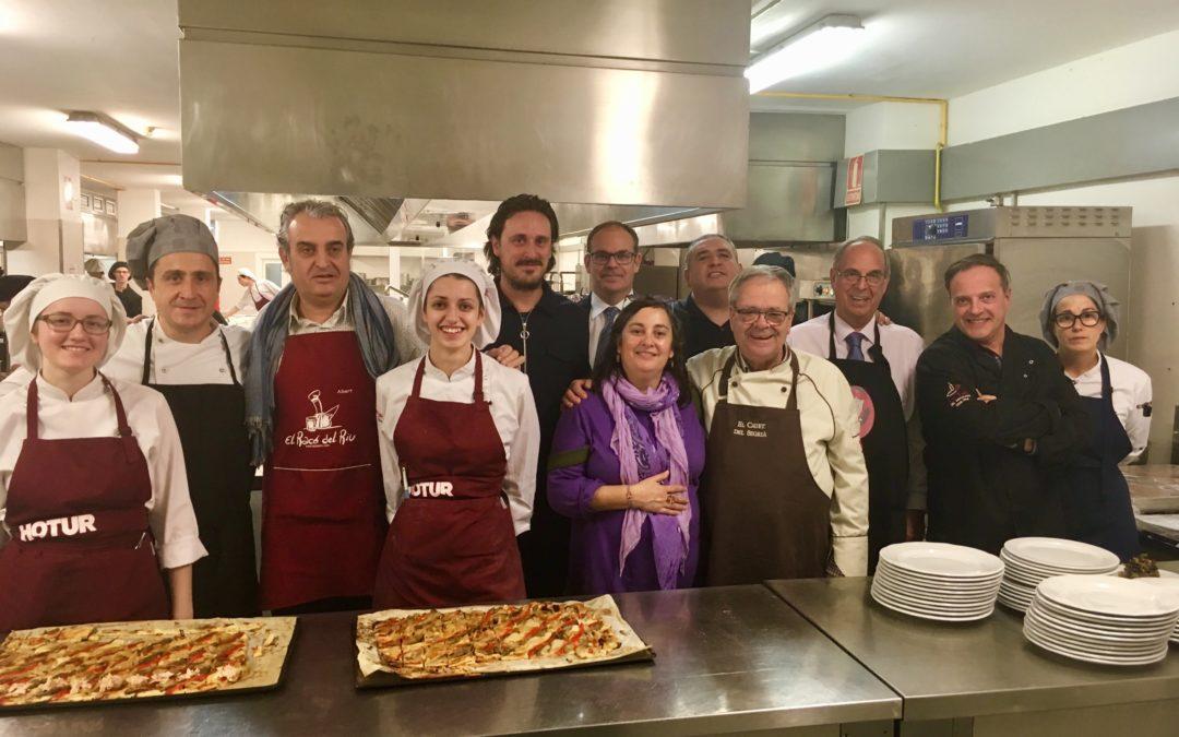 El Xup Xup Solidari 2018 recapta 11.000 euros