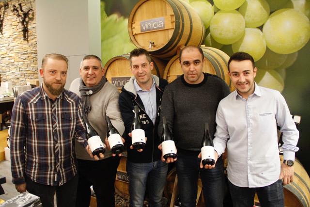 Sale a la venta el Gra de Sorra 2017, el vino solidari en beneficio de Afanoc