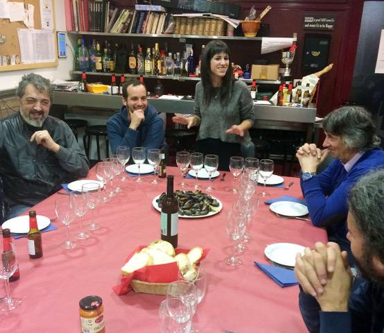 Maridatge de Lo Tall amb els vins del celler Aibar, DO Montsant