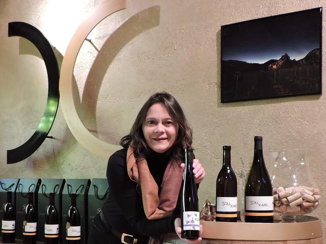 Lleida guanya un nou vi dolç amb el Flor Xarel de Judith Sogas