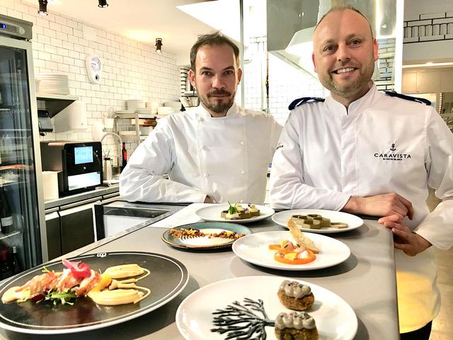 Marcio Barradas porta fins a Lleida els plats amb impressions 3D