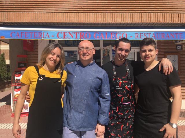 Sabor y cocina tradicional sin artificios, en el Centro Galego de Lleida