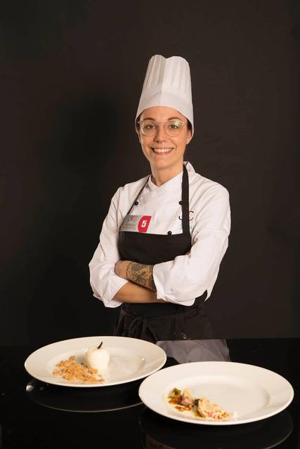 Isabel Sitjes Montagut, primera millor Jove Cuinera del premi Àngel Moncusí