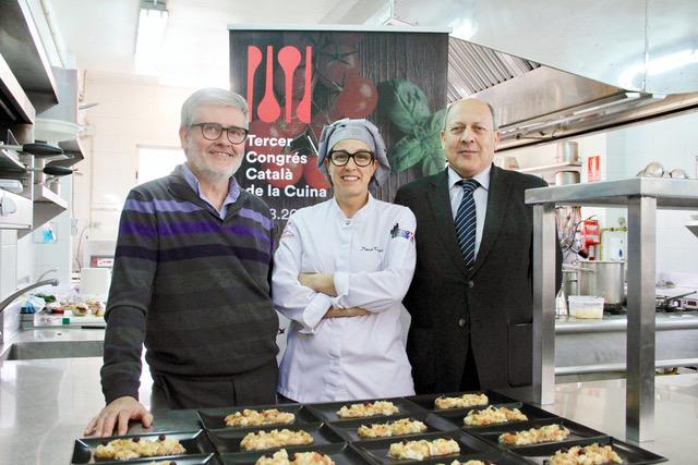 Tecnología y salud, en la segunda jornada del Congreso de la Cocina