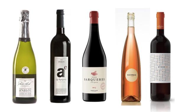 (Català) Medalles per a Cinc vins de la DO Costers del Segre, al Girovi'19