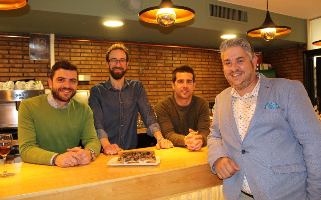 (Català) Entrepà de caragols i llonganissa amb allioli