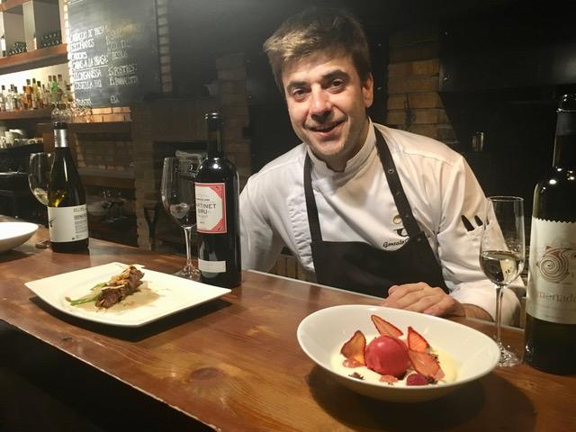 Ferreruela posa a prova els sentits amb nous Sopars a les Fosques