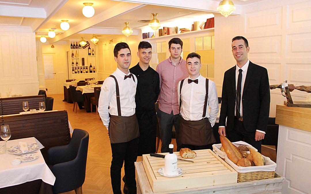 Lleida gana un nuevo local de servicio clásico con el Margotte