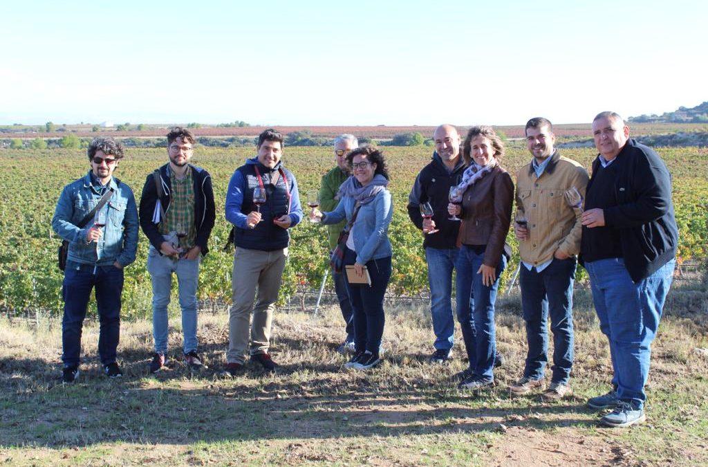 (Català) La Festa del Vi de Lleida celebra el segon press trip per conèixer la DO Costers del Segre
