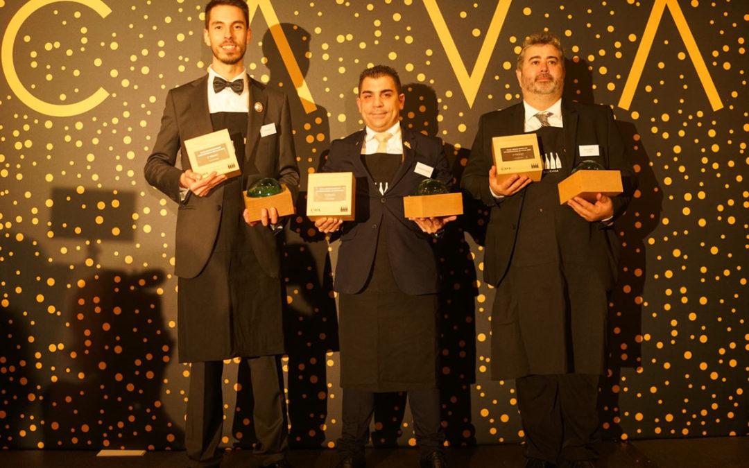 Roberto Durán, Millor Sommelier Internacional en Cava 2019