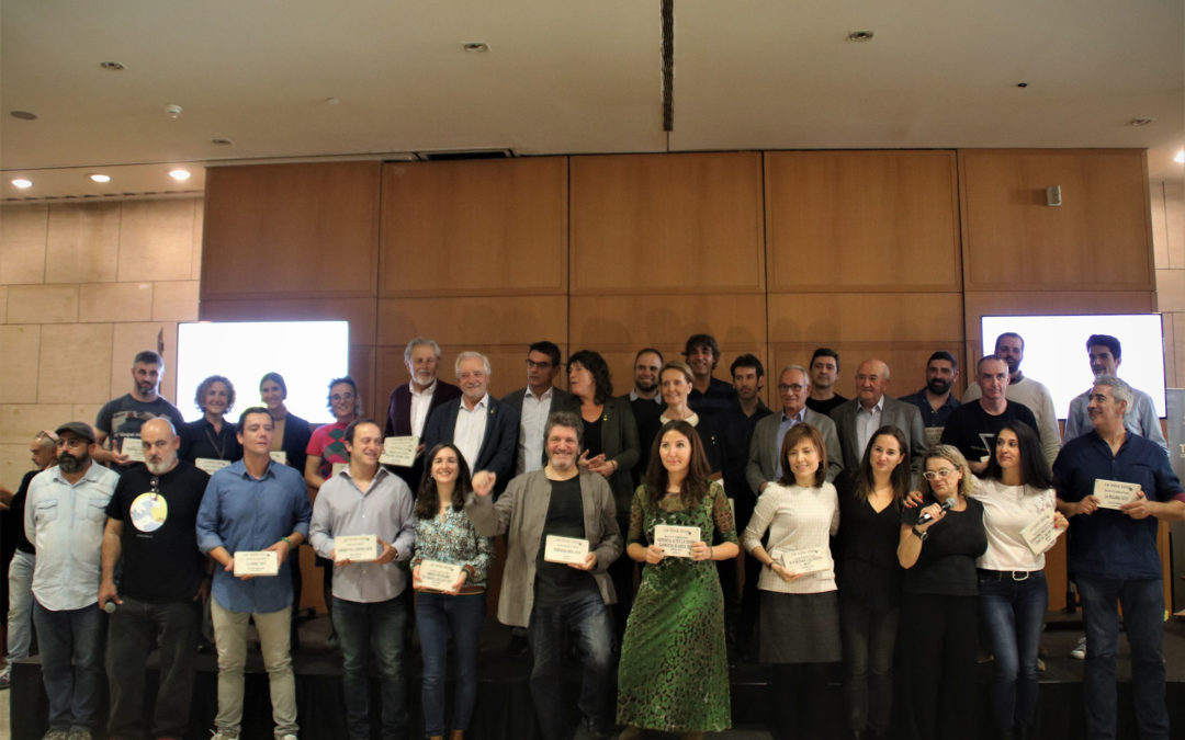 La DO Costers del Segre, sense premis a la 12a edició de La Guia de Vins de Catalunya