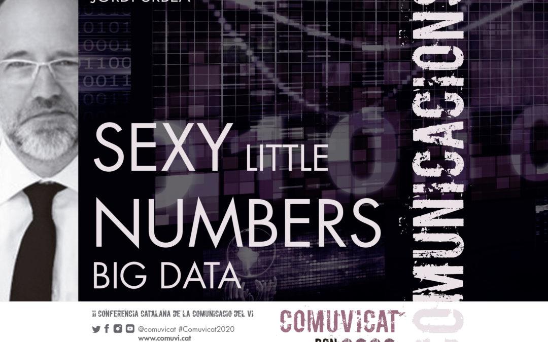 "Amor a primera vista por los ""Sexy Little Numbers"" de Jordi Urbea, en COMUVICAT"