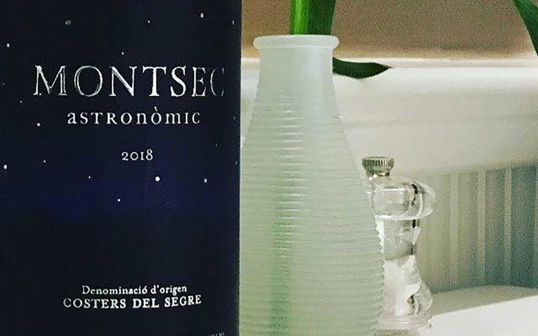 Montsec Astronòmic, el nuevo Cabernet Franc de Celler Montsec