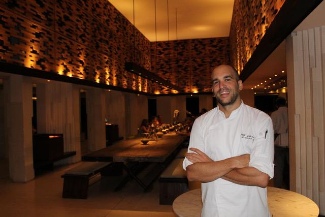 Marc Lores, chef de los restaurantes Quila, Cire y The Warung de Bali