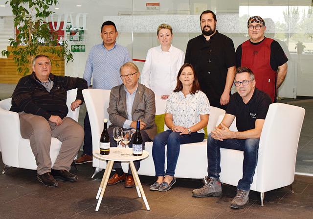 Un maridaje con cuatro chefs y una decena de vinos abrirá la Fiesta del Vino de Lleida