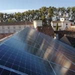 Castell del Remei estrena 270 panells fotovoltaics d'autoconsum