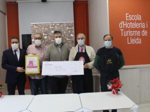 El Xup Xup Solidari recapta 11.280 euros per Arrels Sant Ignasi