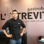 Nova etapa en la cuina de L'Atrevit de Fondarella amb el jove Jesús Gimena