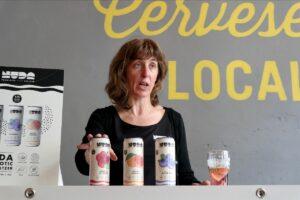 La primera beguda hard seltzer catalana té ADN de Lleida