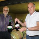 Prat d'Hores blanc i negre 2019, els primers vins de criança de Celler de Sanui